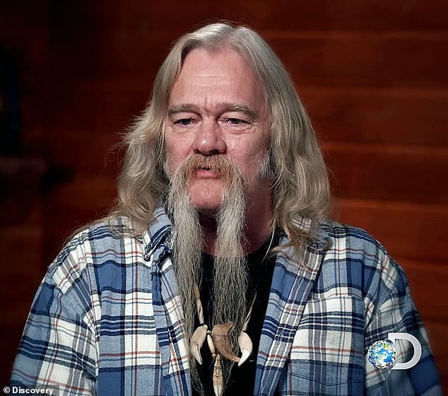 Gone too soon:Billy Brown of the TV show Alaskan Bush People has died at the age of 68 on Sunday. His son Bear Brown shared the news on Monday afternoon