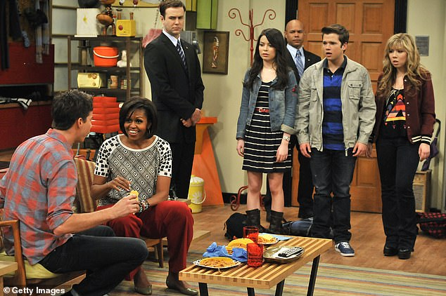 It's a hit: The original version of the show ran for six seasons from 2007 to 2012 spanning 95 episodes as First Lady Michelle Obama even appeared in an episode back in June 2011