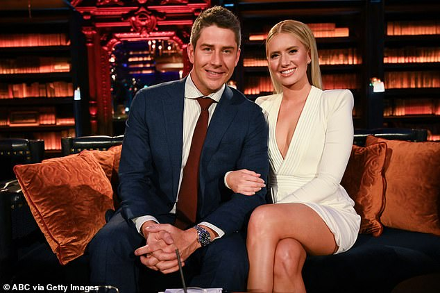 Will you accept this rose?Fans first met Lauren as a contestant competing for Arie on season 22 of The Bachelor, where she came in as a runner-up to final rose choice Becca Kufrin