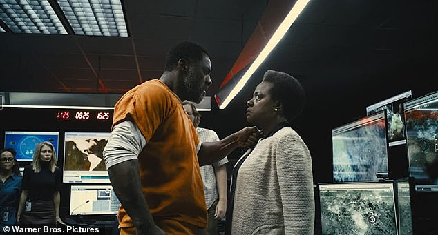 Hitting US/UK theaters on August 6! The How to Get Away with Murder producer-star will next reprise her role as sociopathic government official Amanda Waller in James Gunn's star-studded sequel The Suicide Squad