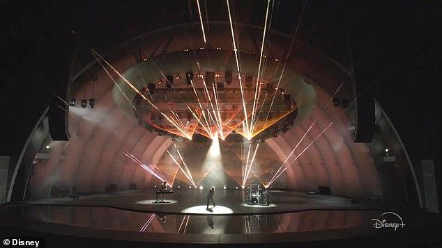 Lasers beaming: Independent Spirit Award winner Robert Rodriguez and Oscar-winning filmmaker Patrick Osborne co-directed the special