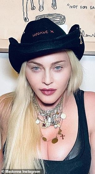 Madonna (pictured July 22) was the latest celebrity to blast six-time Grammy-nominated rapper DaBaby for his recent misogynistic and homophobic comments