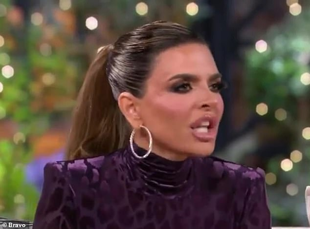 LisaRinna, who has also had past tension with Beauvais, was involved in the argument